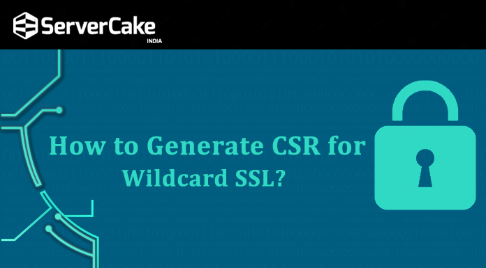 CSR for Wildcard SSL