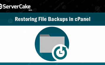 Restoring File Backups in cPanel