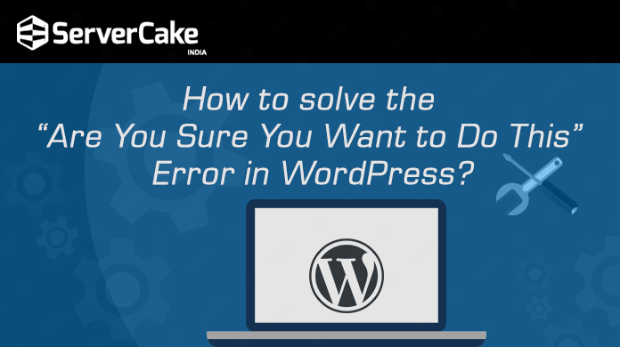 are you want error in WordPress