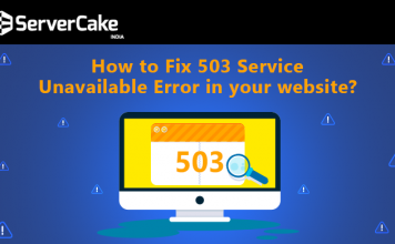 Fix 503 error