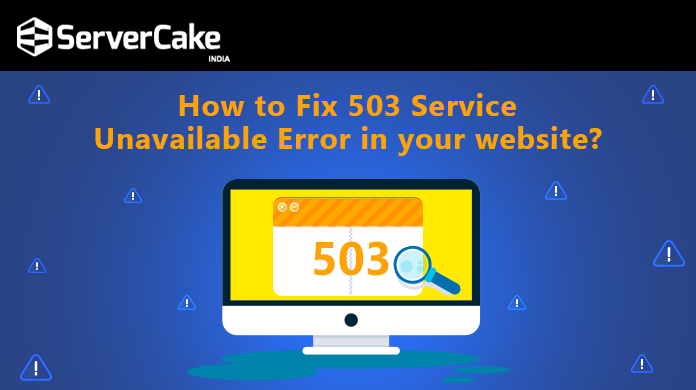 How to Fix '503 Service Unavailable' Error in your website