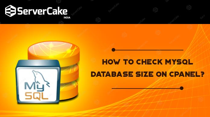 MySQL-database-size