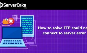 ftp-server error