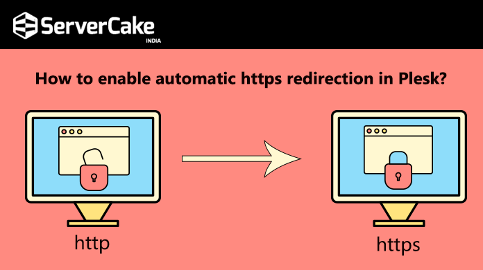 https redirection