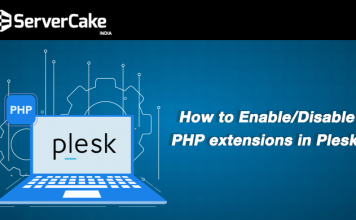 Enable PHP extensions