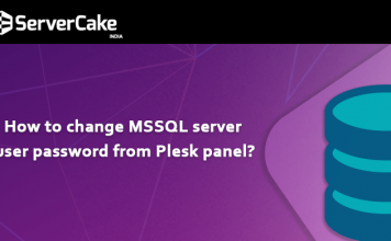 change MsSQL server user password