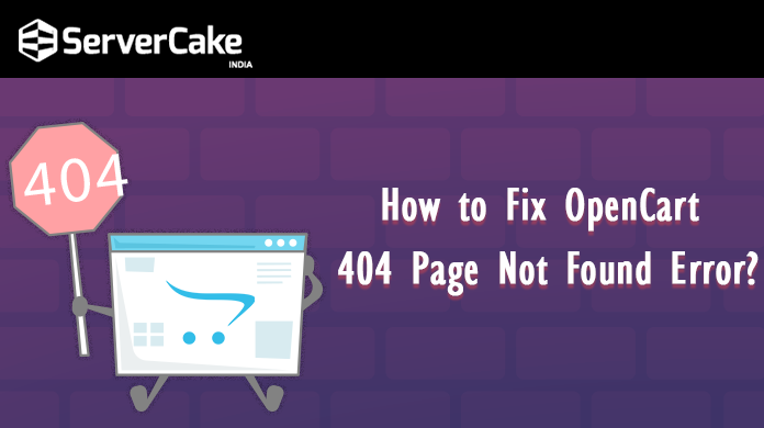 Fix OpenCart Page Not Found