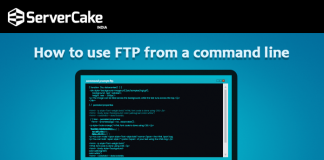 ftp-command line