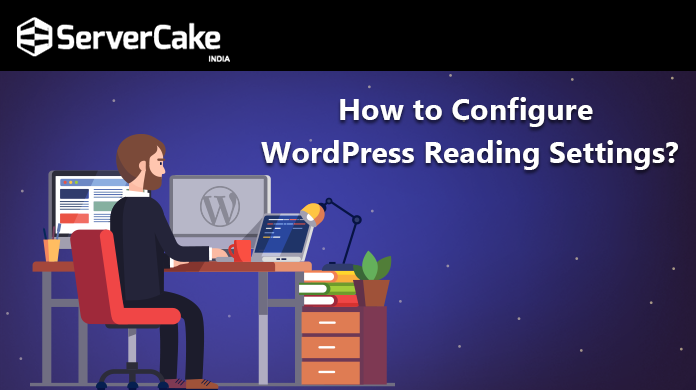 wordpress reading settings
