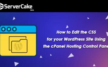Edit CSS File for WordPress