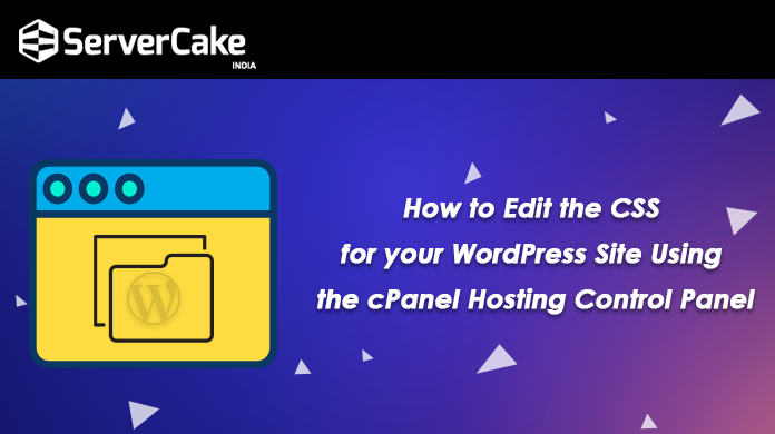 How to Edit CSS File of your WordPress Site Using cPanel
