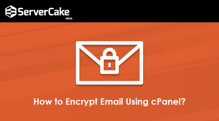 Encrypt email in cPanel