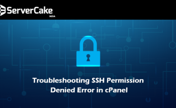 SSH permission denied error