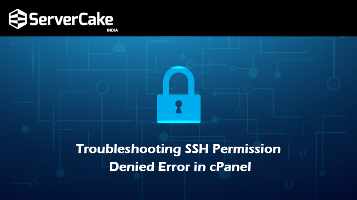 SSH permission denied error