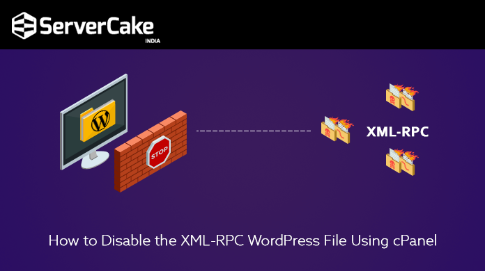 Disable xmlrpc file