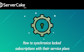 Synchronize Locked Subscriptions Plesk