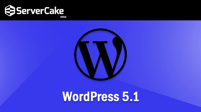 wordpress 5.1