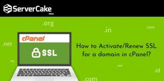 Activate SSL in cPanel